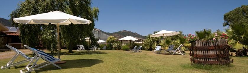 Il giardino del relax